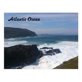 Atlantik Postkarte