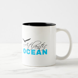 Atlantik Zweifarbige Tasse