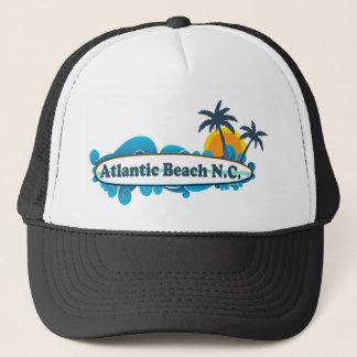 Atlantischer Strand Truckerkappe