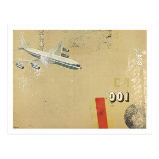 Atlas Postkarte
