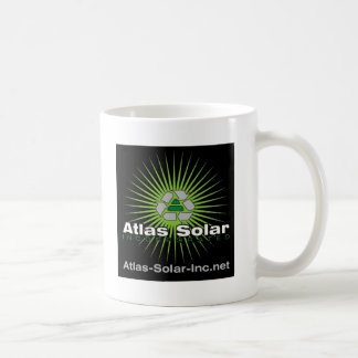 Atlas Solar Inc. Kaffeetasse