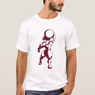 Atlas-Team-Bodybuilding u. Stärke T-Shirt