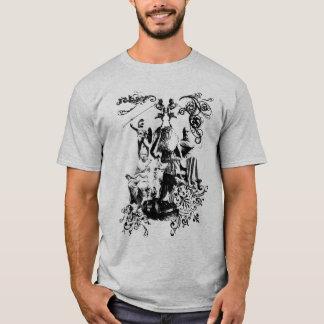 Atlas und der Tanzenwanne 1 T-Shirt