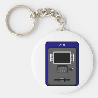 ATM-Maschine Keychain Schlüsselanhänger