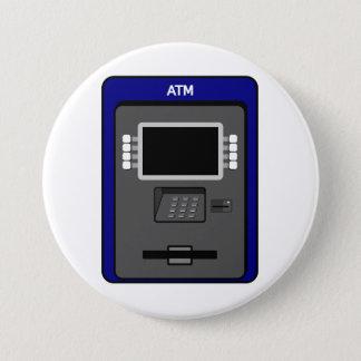 ATM-Maschinen-Knopf Runder Button 7,6 Cm