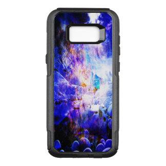 Atmen Sie wieder Weihnachten-Nachtträume OtterBox Commuter Samsung Galaxy S8+ Hülle