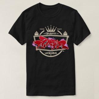 Atom-Graffiti-Legendentribut T-Shirt