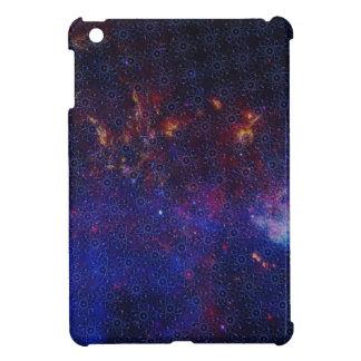 Atom-Muster iPad Mini Hülle