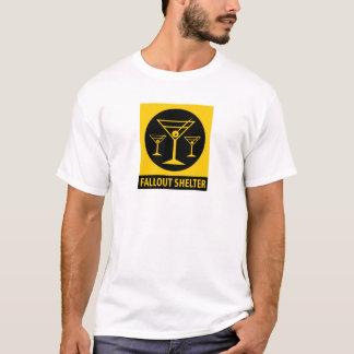 AtomAtombunker-Zeichen - Getränke für jeder! T-Shirt