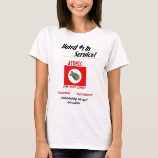 """""""Atombombe arbeitet """" T-Shirt"""