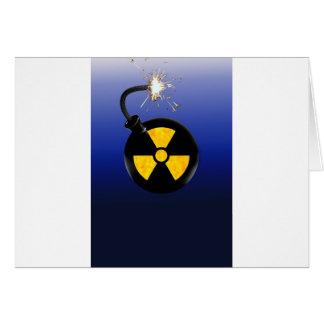 Atombombe Karte