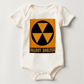 Atombunker Baby Strampler