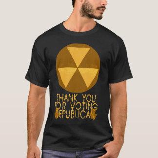 Atombunker -- Republikanisch T-Shirt