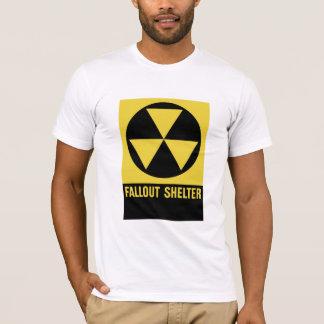 Atombunker-Zeichen T-Shirt