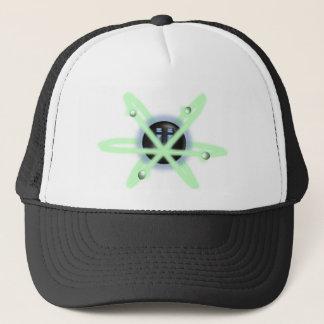 Atomelementfernlastfahrer-Hutverschluß zurück für Truckerkappe