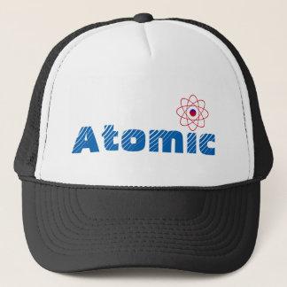 Atomfernlastfahrer-Hut Truckerkappe