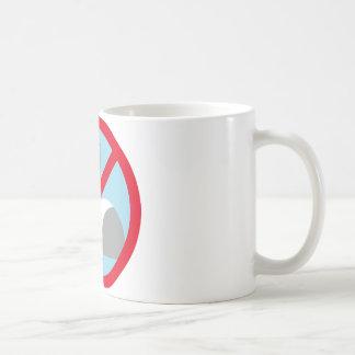 Atomic power no thanks kaffeetasse