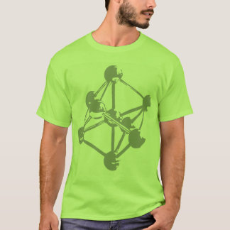 Atomium u. ich! T-Shirt
