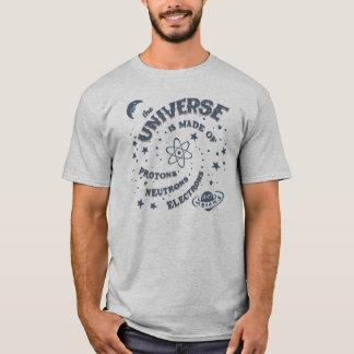 Atomuniversum-Idioten T-Shirt