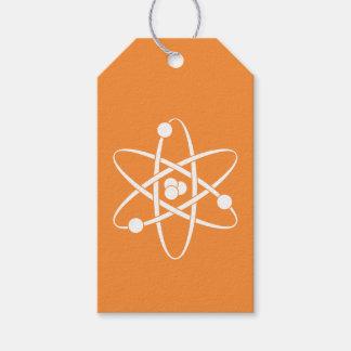 Attraktive Kräfte im orange Geschenk-Umbau Geschenkanhänger
