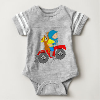 Atv Babyjungen-T - Shirt