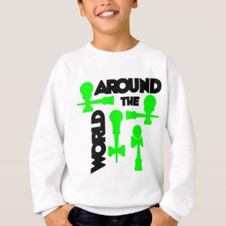 ATW 7 Grün Sweatshirt