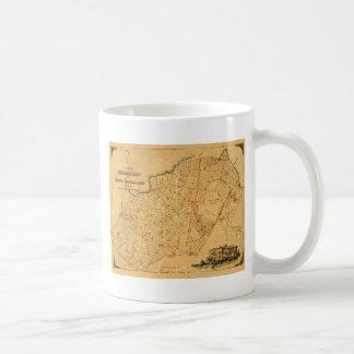 Auckland 1863 kaffeetasse