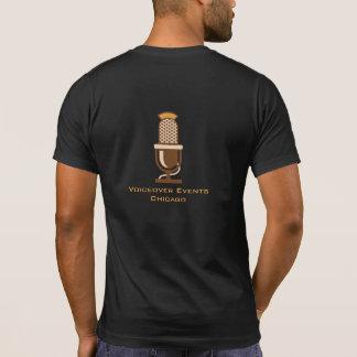 AudioCrew u. Foley Künstler-Mikrofon besonders T-Shirt