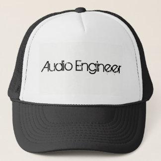 Audioingenieur-Fernlastfahrer-Kappe Truckerkappe