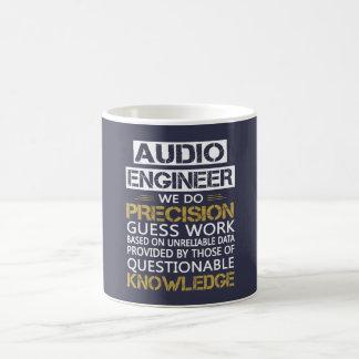 AUDIOingenieur Kaffeetasse