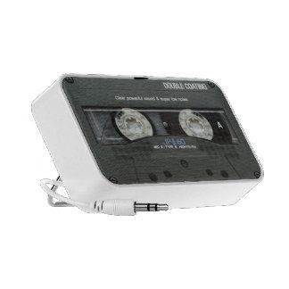 Audiokassette iPhone Lautsprecher
