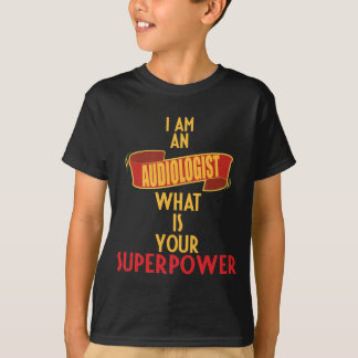Audiologe T-Shirt