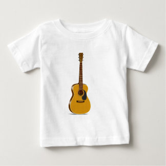 Auditoriums-Akustikgitarre Baby T-shirt