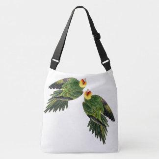 Audubon Papageien-Vogel-Tier-TierTaschen-Tasche Tragetaschen Mit Langen Trägern