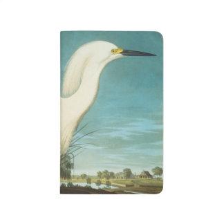 Audubon: Reiher Taschennotizbuch