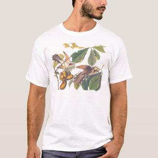 Audubons Gelb berechneter Kuckuck T-Shirt
