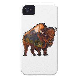 Auf dem Grasland iPhone 4 Hülle