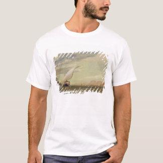 Auf dem Nil (Öl auf Leinwand) T-Shirt