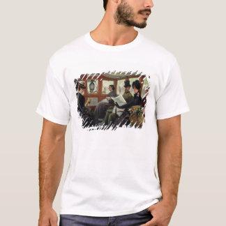 Auf dem Omnibus 1880 T-Shirt