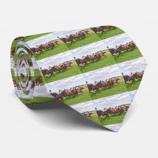 Auf dem Rasen Krawatte