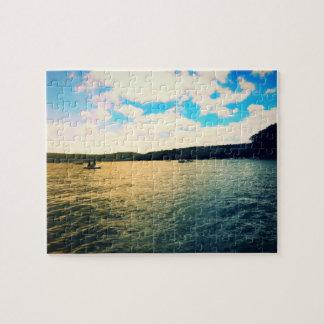 Auf dem See Puzzle