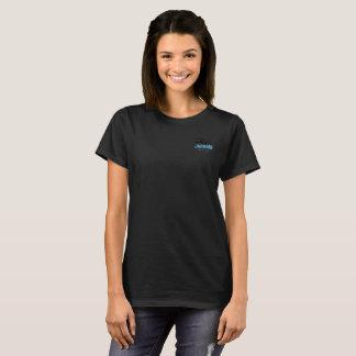 Auf den Aufstiegs-schwarzen Frauen T-Shirt