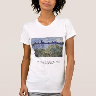 Auf den Banken der Seines nahe Vétheuil Hemden