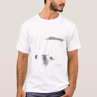 Auf den Strand gesetzt, Inseln von Scilly - T-Shirt