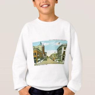 Auf der alten Oregon-Spur und der Sweatshirt