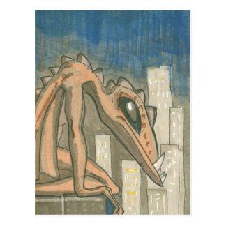 Auf der Dachspitze-Postkarte Postkarte