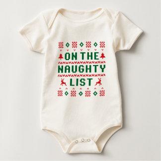 Auf der frechen Liste Baby Strampler