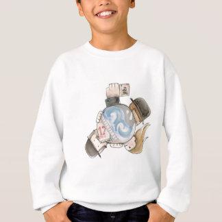 Auf der ganzen Welt in 80 Tage Sweatshirt