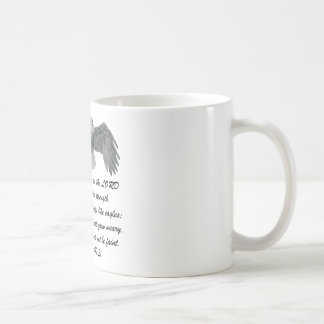 Auf Flügeln wie Eagles - ist 40:31 Kaffeetasse