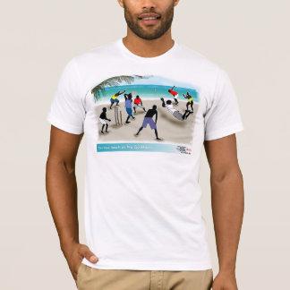 auf irgendeinem Strand in den Karibischen Meeren T-Shirt